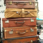 Suitcases by Dara Maclean