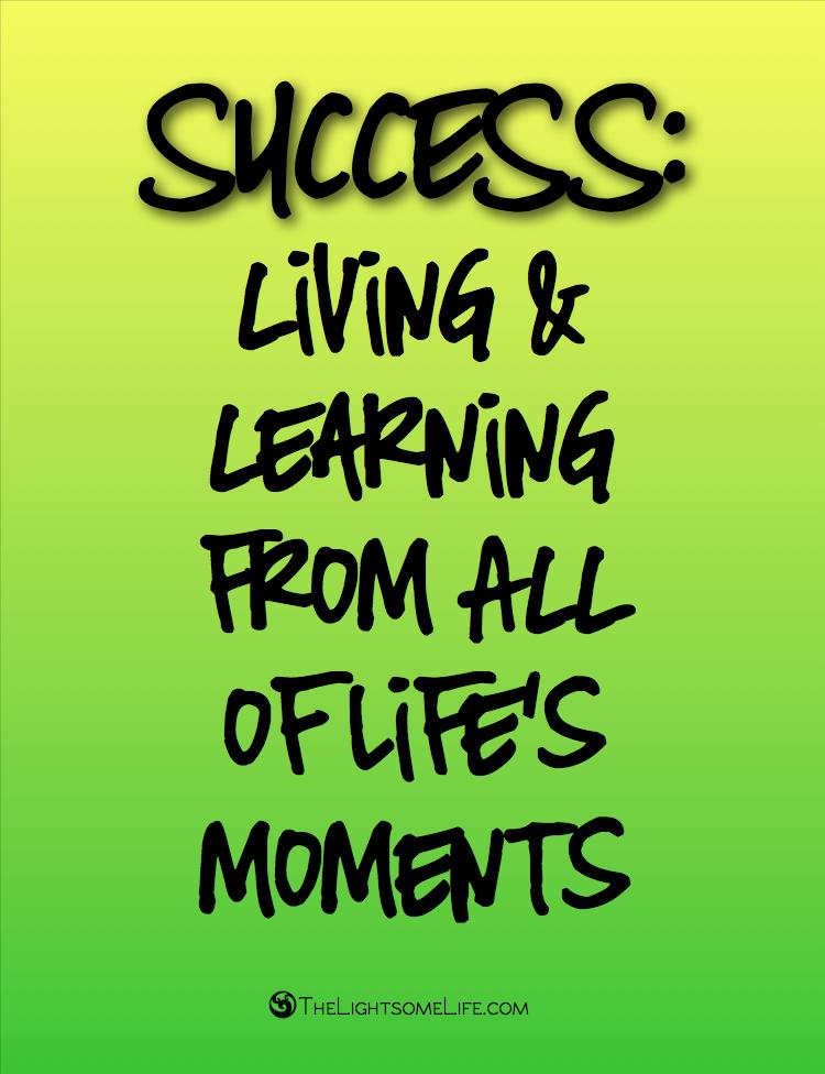 Everyone Has a Success Story…