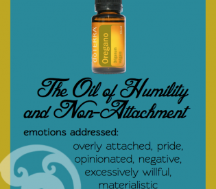 Emotional Healing & Essential Oils: Oregano