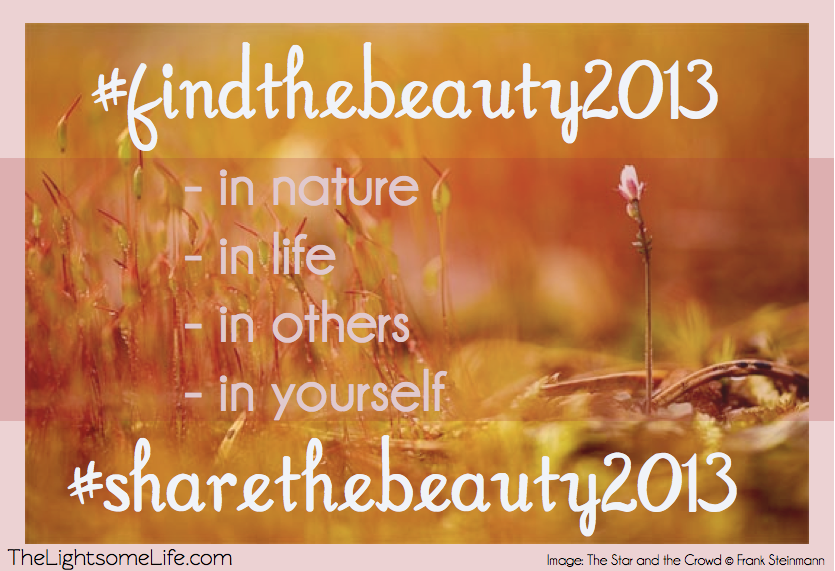 A movement like no other: #findthebeauty2013