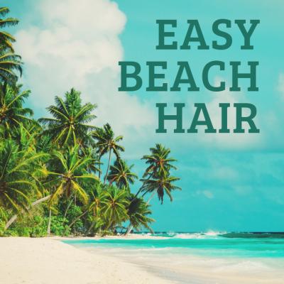 DIY Summer Beach Hair