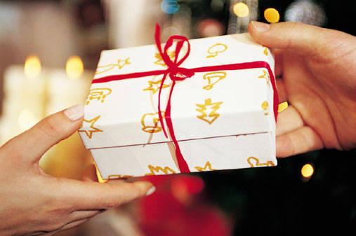 'Tis a Gift to Receive