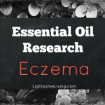 Essential Oil Research on Eczema